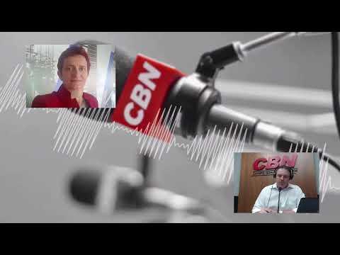 CBN Campo Grande com Ginez Cesar e Ingrid Rocha - (18/02/2020)