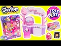 Shopkins Join The Party Season 7 Games Arcade Cotton Candy Packs Surprise Egg And Toy Collector Setc