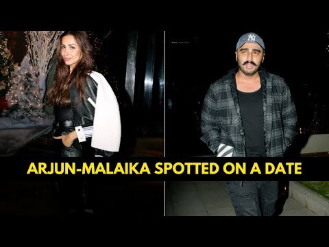Malaika Arora and Arjun Kapoor spotted on a dinner date Mp3