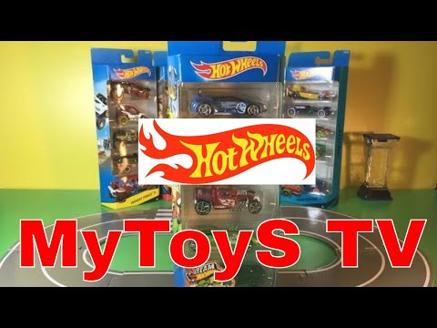 unboxing Hot Wheels Origin of Awesome 5 00436