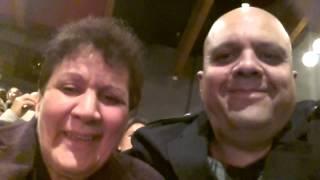 אני ואימי בתאטרון שרובר ירושלים בהופעה של העוד