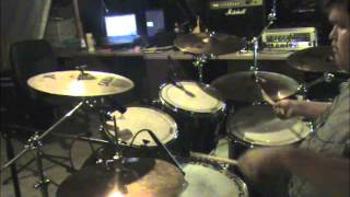 Sing for the Moment - Aerosmith (DRUM COVER)