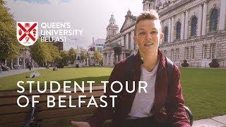 Student Tour of Belfast City Centre