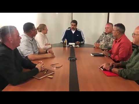 Nicolás Maduro: Autores del atentado se entrenaron en Chinácota, Norte de Santander