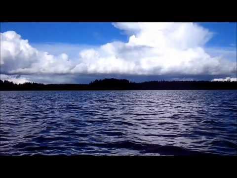 Kayak Trip in Finland