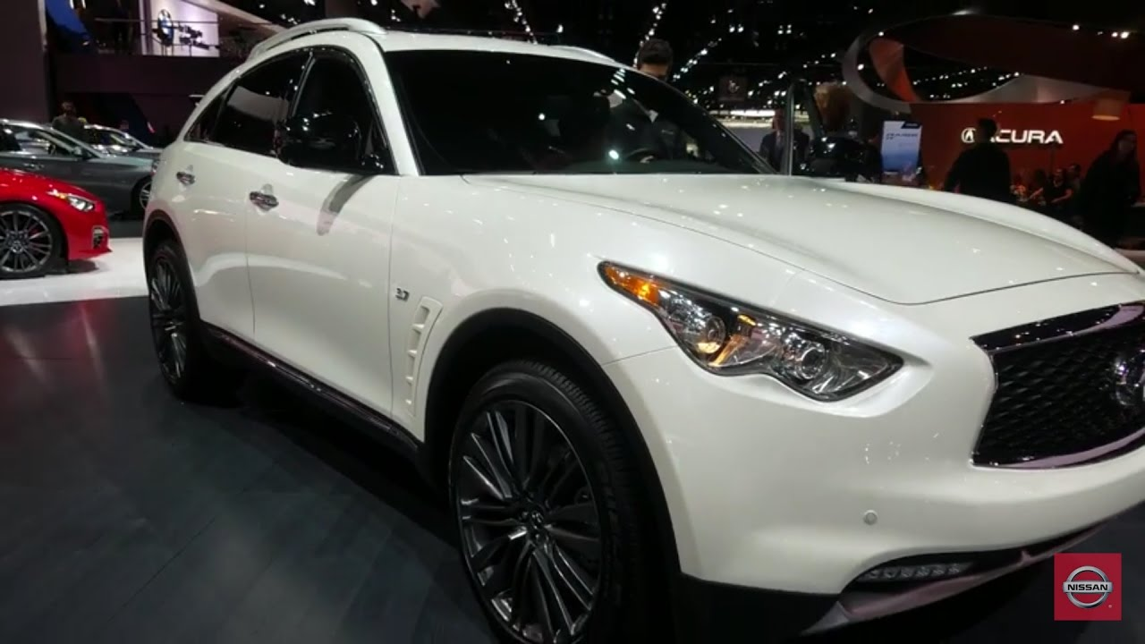 First Look 2017 Infiniti Qx70 Limited Edition Complete Exterior And Interior Walkthrough
