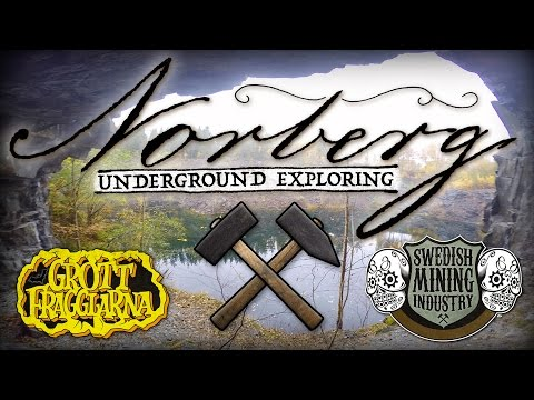 NORBERG abandoned mines #2 - Swedish mining industry - Under