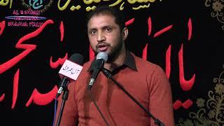 Zakir Syed Mohsin Ali 2018 AL E IMRAN RECORDING CENTRE IMAMIA ITALY