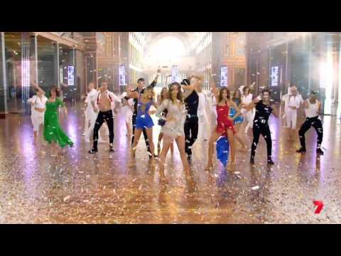 Dancing with The Stars Australia promo - Get Up and Dance