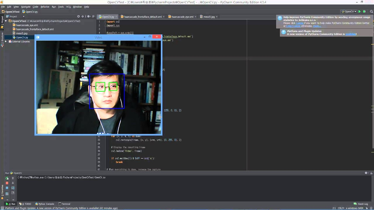 Opencv Imshow Pause
