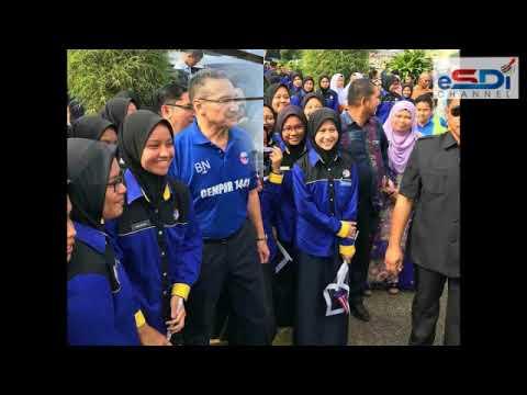 Episod 22:Bersama Dato' Seri Hishammuddin Tun Hussein