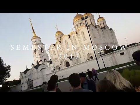 Exchange Semester in Moscow 2017