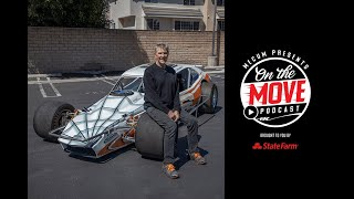 Mecum On the Move Podcast: Ep 54 | Jimmy Dilamarter: The Ultimate Insider to Parnelli Jones Racing