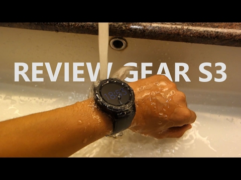Review Singkat Samsung Gear S3 Indonesia - SmartWatch Standar Militer