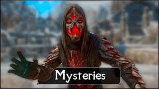 Skyrim: 5 Unsettling Mysteries You May Have Missed in The Elder Scrolls 5 (Part 12) Skyrim Secrets