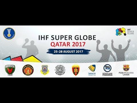 FC Barcelona (ESP) vs  Esperance Sportive de Tunisie (TUN)| IHF Super Globe 2017