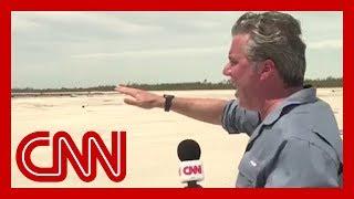 CNN reaches critical airport. See what reporter found.