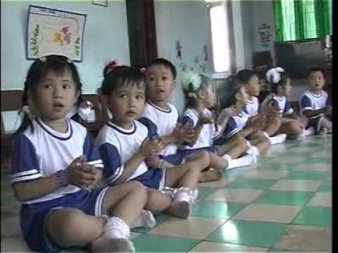 Trường mẫu giáo Hoa sen - Thị trấn La Hà
