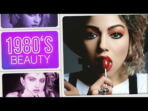 1980s Madonna Makeup Tutorial ∞ Throwback Beauty w/ Charisma Star