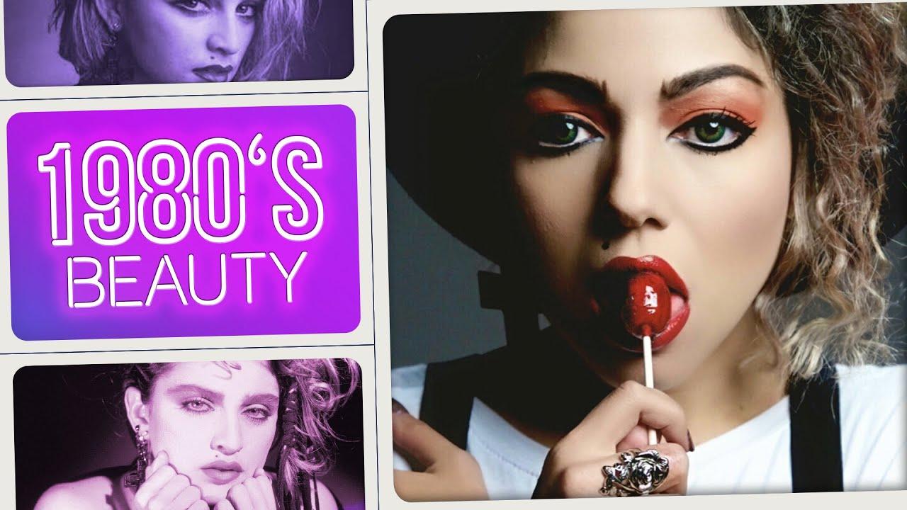1980s Madonna Makeup Tutorial Throwback Beauty W Charisma Star
