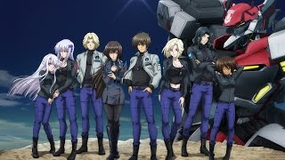 Muv Luv Alternative Total Eclipse Op 1 Full ᴴᴰ Go to the top トータル・イクリプス 検索動画 14