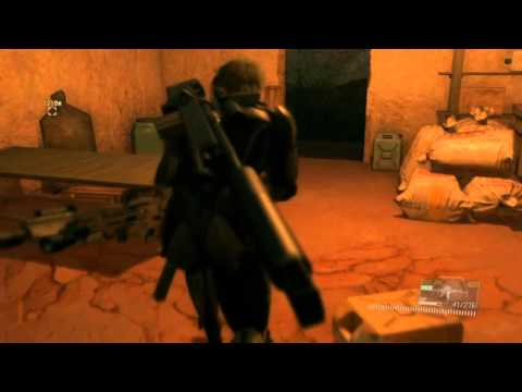 MGS5 - Mission 13 - Extracting the child soldiers stealthily