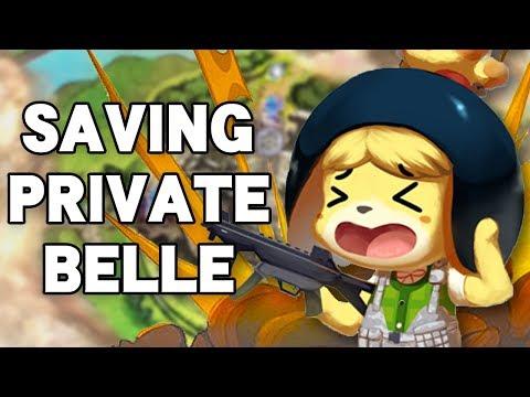 SAVING PRIVATE BELLE -  Super Smash Bros. Ultimate