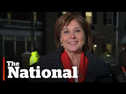 Christy Clark on climate deal negotiations