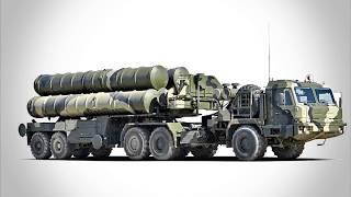 Défense anti-aérienne S 400 Triumph Russie