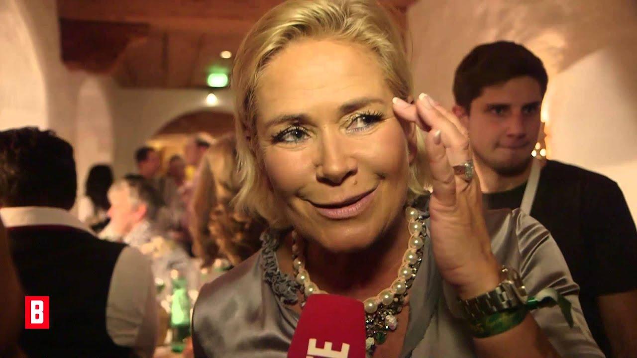 BUNTE TV - Claudia Effenberg: Liebesbeweis von Stefan