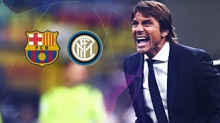 BARCELONA vs INTER | UEFA CHAMPIONS LEAGUE | Doing the impossible is #NotForEveryone 🤜🤛⚫🔵