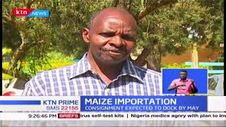 Maize importation: Government to import 2M bags of maize