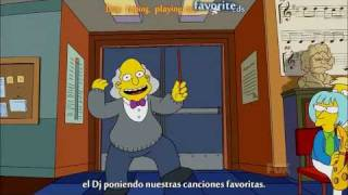 Simpsons Intro - Kesha Tik-Tok english/español sub