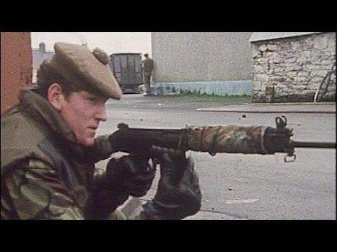 Northern Ireland Conflict - cover