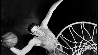 George Mikan (AMAZING BASKETBALL NBA DOCUMENTARY) [HD]