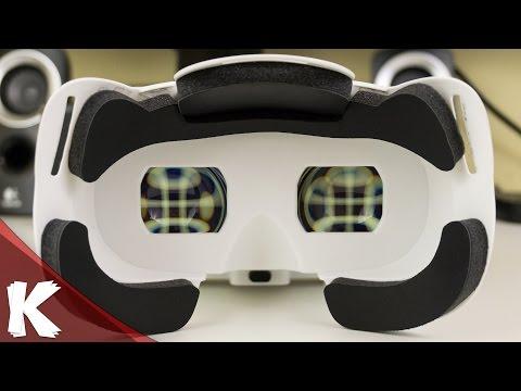 Ritech Riem III   VR Google Cardboard  Headset Review