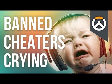 BANNED cheaters CRYING