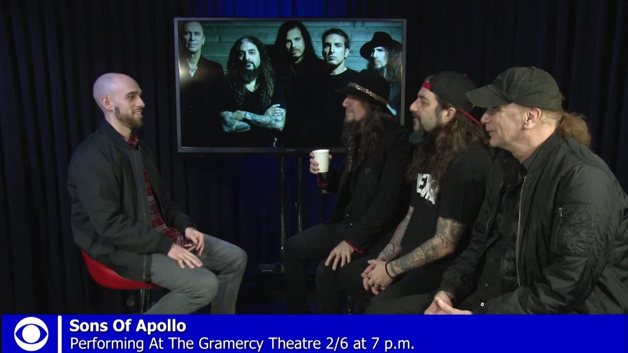 The Sit-Down: Sons Of Apollo