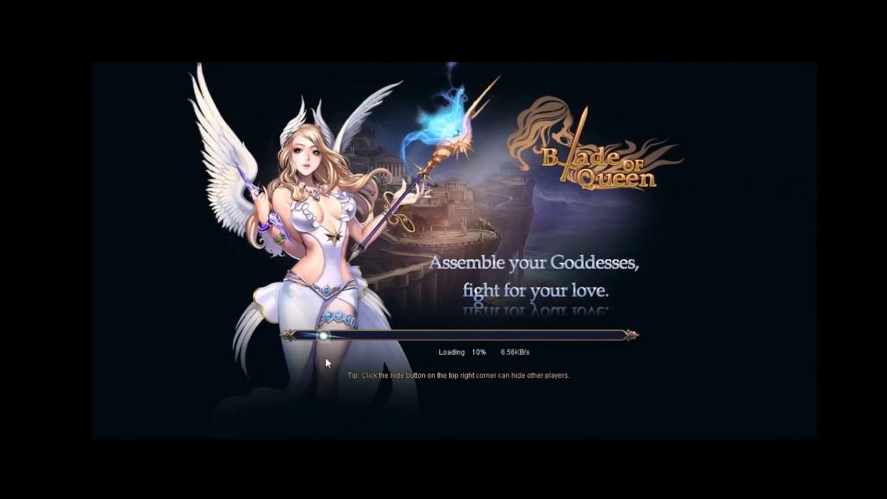 Blade of queen