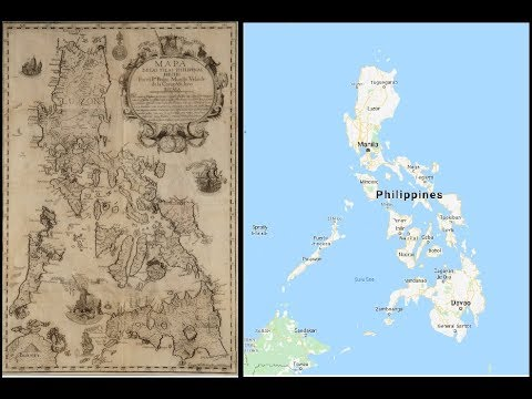 Republic of the Philippines (Then and Now)