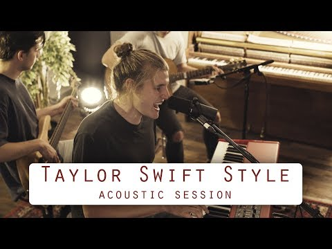 Taylor Swift - Style (Acoustic Cover by Joshua Harfst)