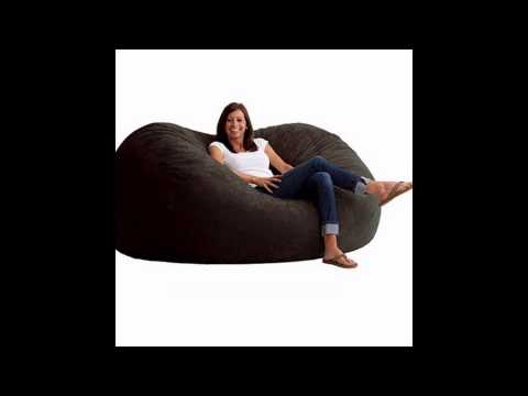black bean bag chair for adults soft suede sitsational double seater lounger - Black Bean Bag Chair