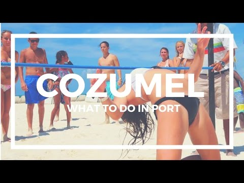 TRAVEL GUIDE: Cozumel