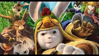 Кунг-фу Кролик Повелитель огня - Русский трейлер 2015 (Мультик)