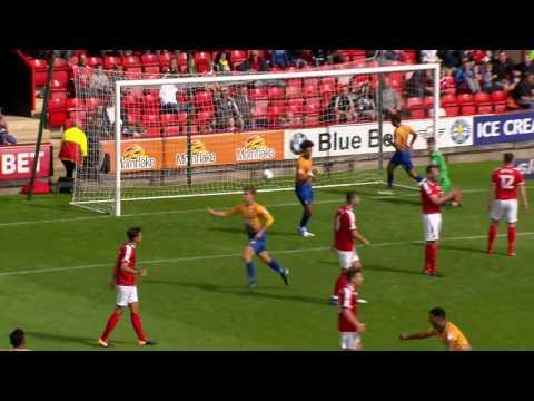Crewe Alexandra 2-2 Mansfield Town: Sky Bet League Two Highlights 2017/18 Season
