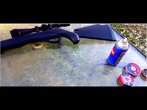 DIESELING .177cal Air Rifle: LEAD vs ALLOY Pellets