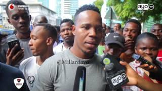 FULLVIDEO: Alichoongea Nay wa Mitego baada ya kuachiwa na polisi