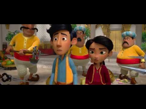 Magiczny Dywan Trailer Zwiastun Dubbing Pl Hd Vivarto