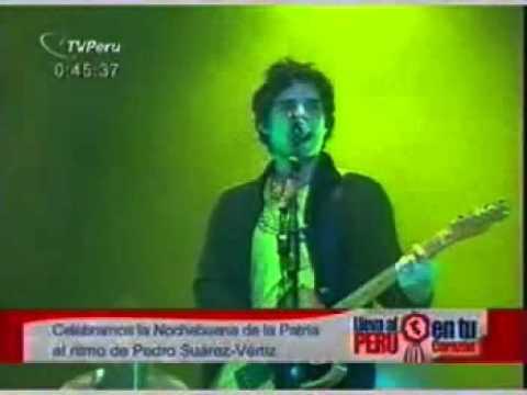 Cuéntame en vivo (2007) - Pedro Suárez Vértiz