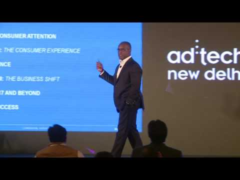 AdTech New Delhi 2017- Keynote- Media in the Automated Future  Global Trends